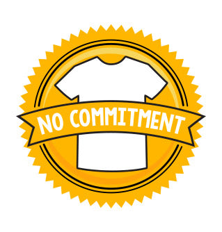 The Tee Project - No Commitment