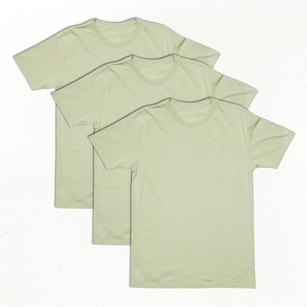 Pale Olive Collection 3-Pack