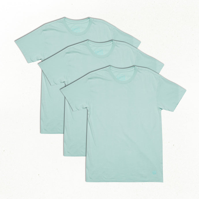 Sky Teal Collection 3-Pack