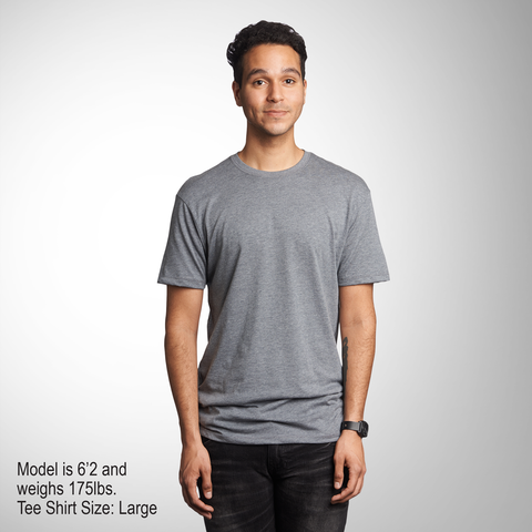 The Tee Project - Model 2