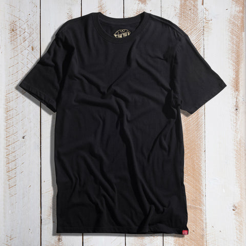 The Tee Project - Black Tee