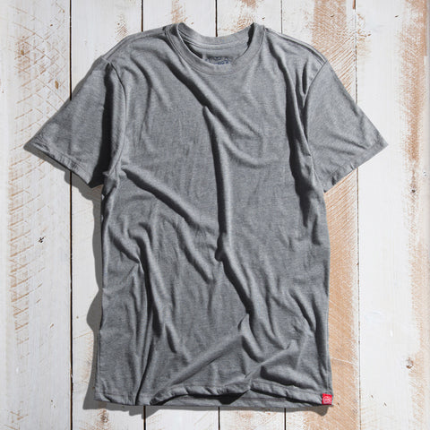The Tee Project - Heather Grey Tee