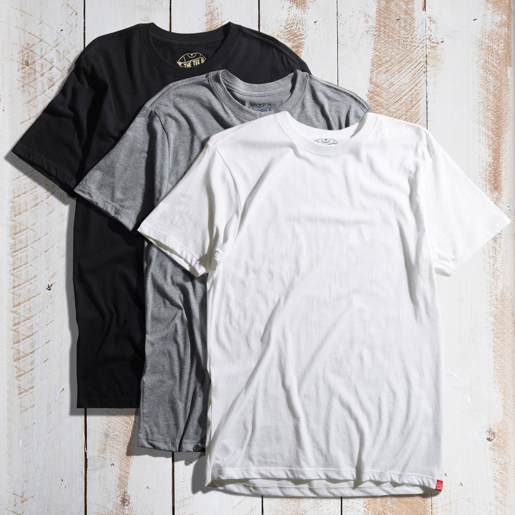 The Tee Project - Trio Collection 3-Pack
