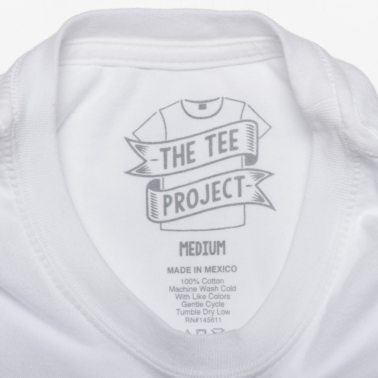 bf0730884d2 White Collection 3-Pack – The Tee Project™