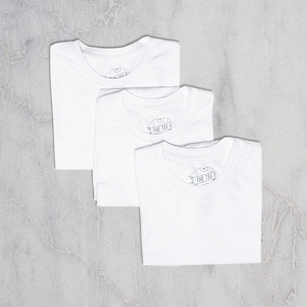White Collection 3-Pack Non-Member