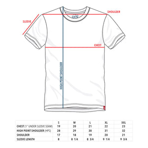 The Tee Project - Tee Specs