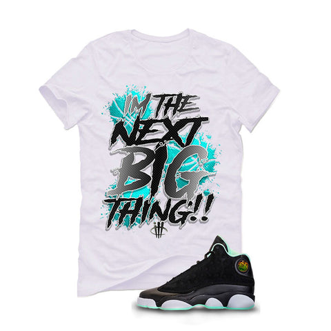 Hustle Hard Low Georgetown 11s White T Shirt
