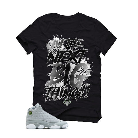 Jordan 11 Space Jam White T Shirt (Love Hurts)