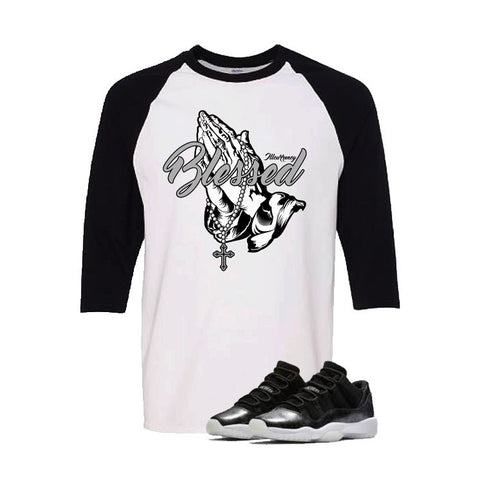 Wu-Tang Foamposite One Black T Shirt (Love Is Fake)