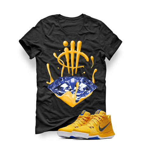 Nike Kyrie 3 Mac and Cheese Kids Black T (Drip)