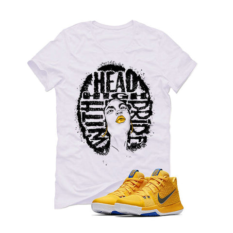 Nike Kyrie 3 Mac and Cheese Kids White T (HEAD HIGH)