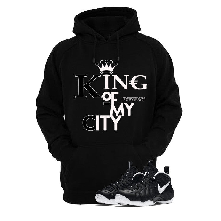 Foamposite Pro Dr. Doom Black T Shirt (King Of My City) - illCurrency Matching T-shirts For Sneakers and Sneaker Release Date News - 3