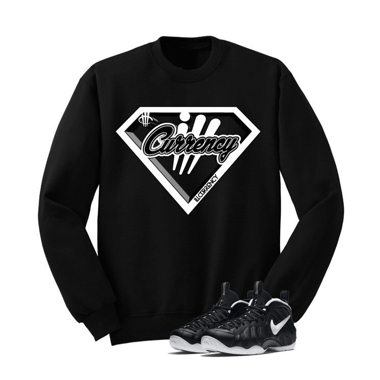 Foamposite Pro Dr. Doom Black T Shirt (ill Superman) - illCurrency Matching T-shirts For Sneakers and Sneaker Release Date News - 2