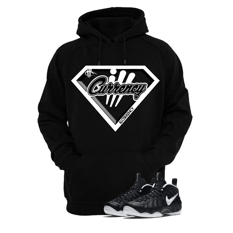 Foamposite Pro Dr. Doom Black T Shirt (ill Superman) - illCurrency Matching T-shirts For Sneakers and Sneaker Release Date News - 3