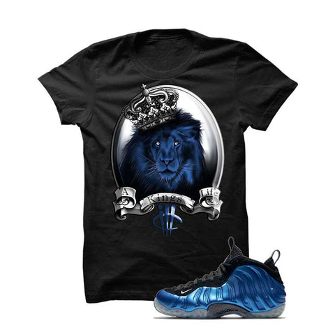 Foamposite One Og Royal White T Shirt (Rockin My Kicks)