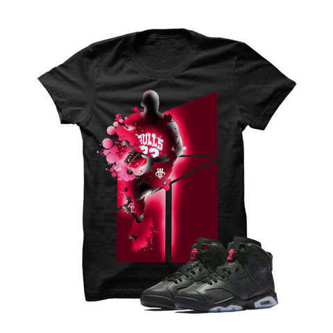 Jordan 6 Gs Hyper Pink Black T Shirt (Can Not Stop Now)