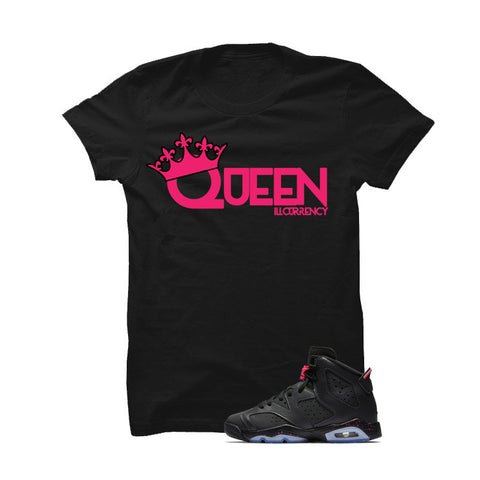 Jordan 6 Gs Hyper Pink Black T Shirt (Slam Dunk)