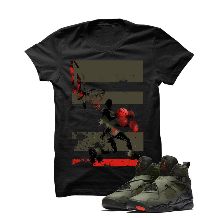 Match up your Jordan 8 Undefeated sneakers with this MJ basketball t-shirt