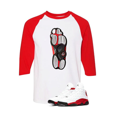 Jordan 13 Chicago White T Shirt (Chicago)