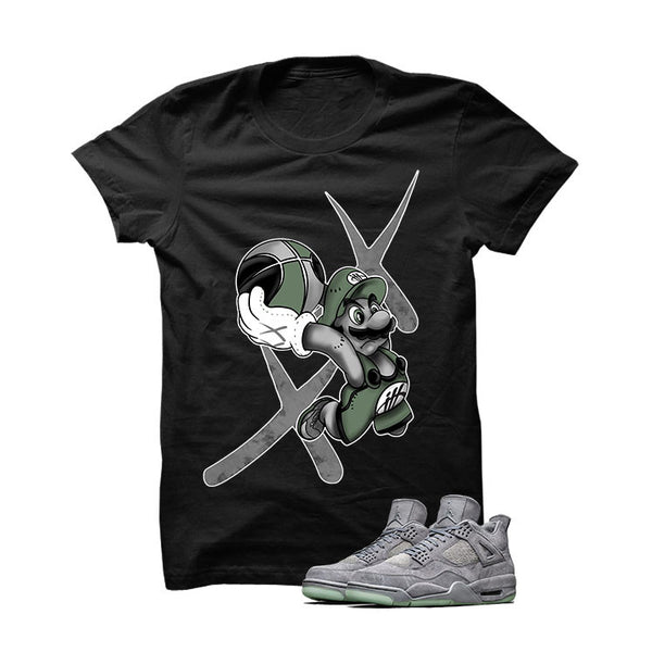 Kaws X Jordan 4 Grey Suede - Official Matchin Shirts