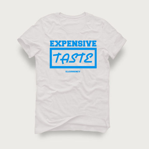 Tees Under 15 White T (Expensive Taste)