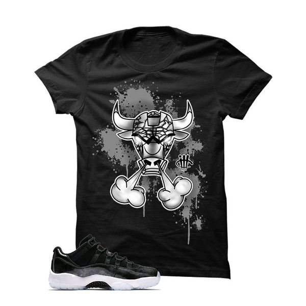 Jordan 11 Retro Low Barons Official Matching Shirts