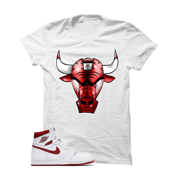 Jordan 1 Retro High OG Metallic Red - Official Matching Shirts