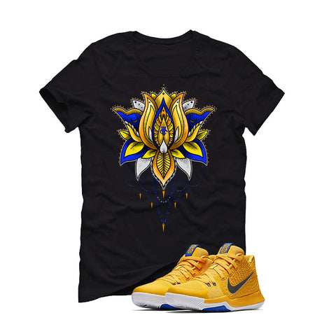 Nike Kyrie 3 Mac and Cheese Kids Black T (LOTUS)