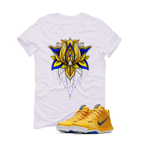 Nike Kyrie 3 Mac and Cheese Kids White T (LOTUS)