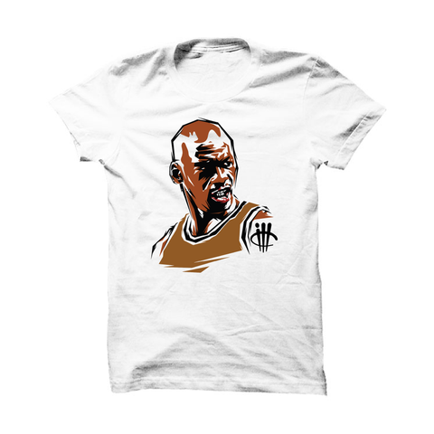 Foamposite One Copper White T Shirt (Legend)