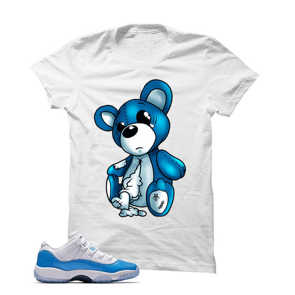 Jordan 11 Low Unc - Official Matching Shirts