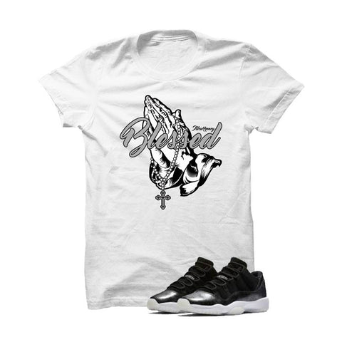 Jordan 2 Wing It White T Shirt (Hustle)