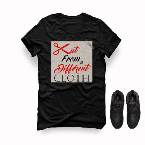 Wu-Tang Foamposite One Black T Shirt (All Lives Matter)