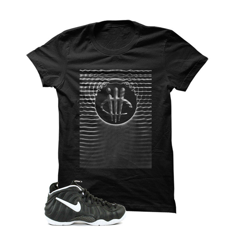 Foamposite Pro Dr. Doom Black T Shirt (illc Ripple) - illCurrency Matching T-shirts For Sneakers and Sneaker Release Date News