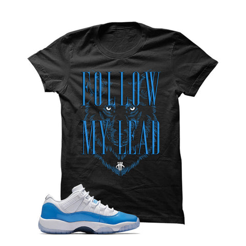 Jordan 11 Low Unc White T Shirt (Iron Bull)