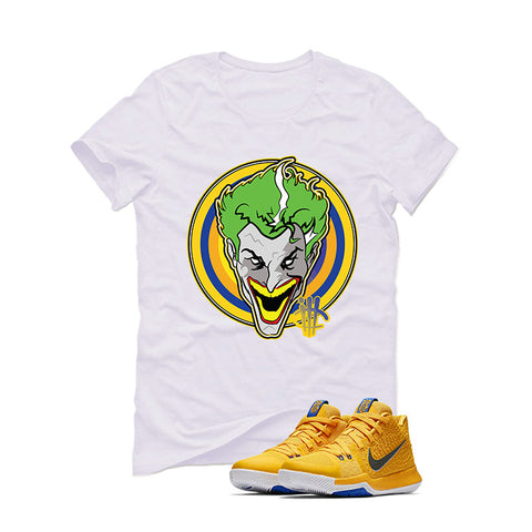 Nike Kyrie 3 Mac and Cheese Kids White T (Joker)