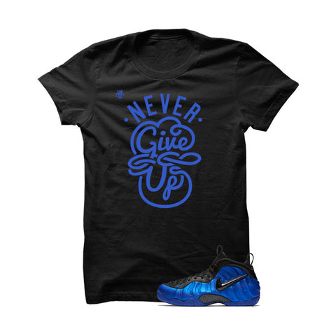 Ben Gordon Nike Air Foamposite Pro Black T Shirt (Struggle)