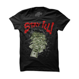 Breakin ill Gym Red 13s Black T Shirt - illCurrency Matching T-shirts For Sneakers, Jordan's and foamposites