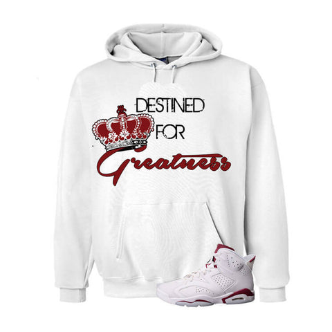 Love Is Fake Nothin But Net 7s White Hoody