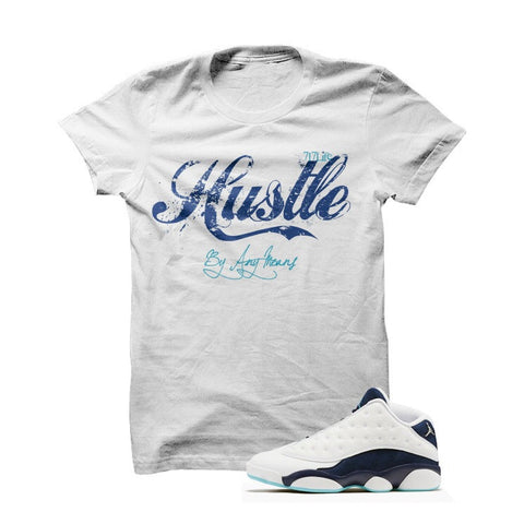 Hustle By Any Means Pro Star 5s Black T Shirt