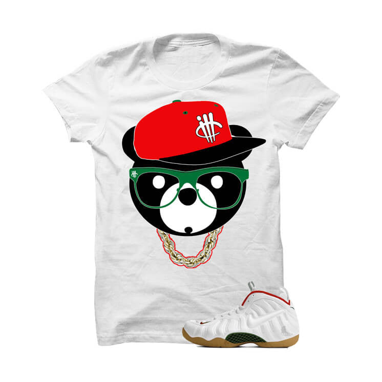 ill Bear White Gucci White T Shirt - illCurrency Matching T-shirts For Sneakers and Sneaker Release Date News