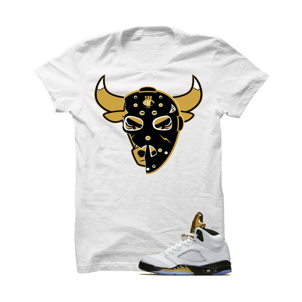 Jordan 5 Olympic - Official Matching Shirts