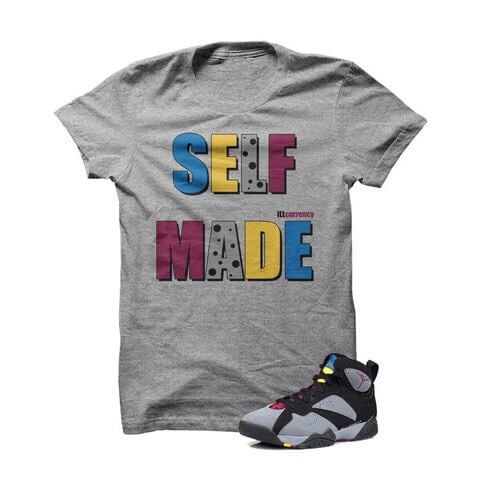 Stay ill Maroon Jordan 6s White T Shirt