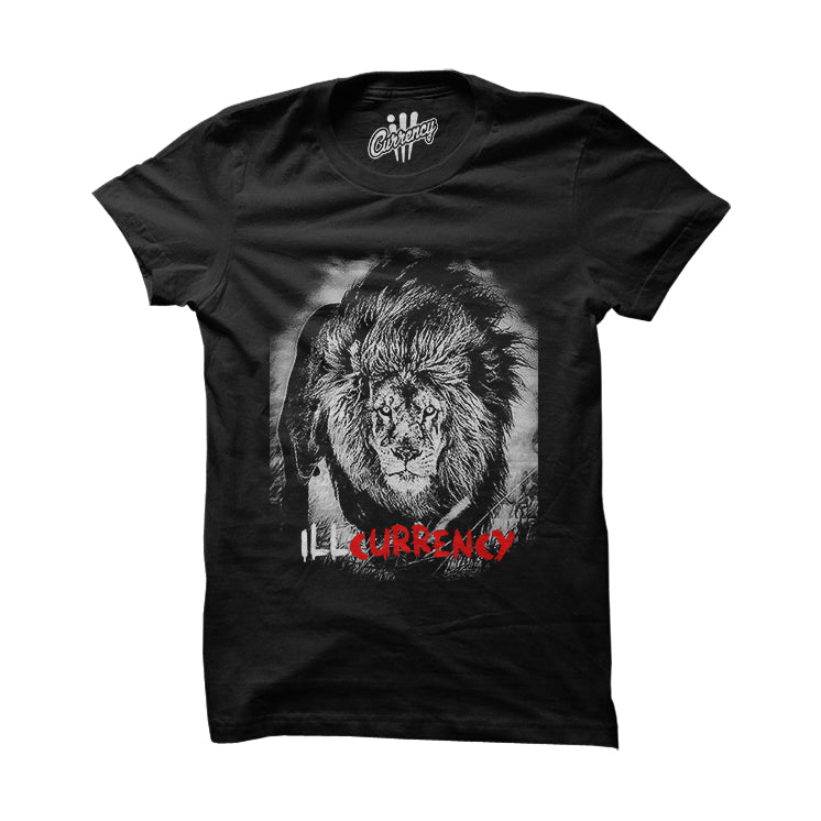 The Beast black tee - illCurrency Matching T-shirts For Sneakers and Sneaker Release Date News
