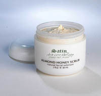 Almond Honey Scrub