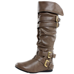 Phoenix Slouch Knee High Boots
