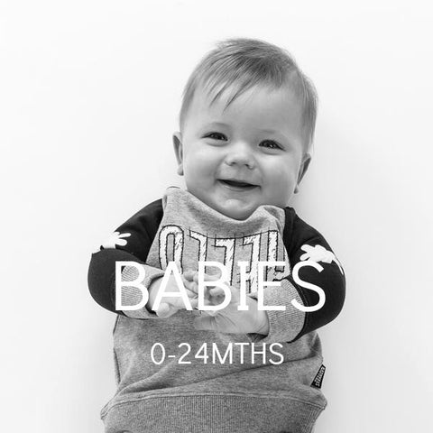 Baby NB - 24 Months
