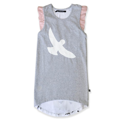 Hello Stranger Free Bird Scoop Dress