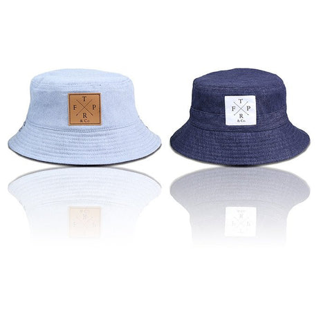 TFPR& Co Bucket Hat | Double Denim