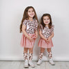 40% OFF Kapow Cheetah Girls Tutu Dress - Apricot